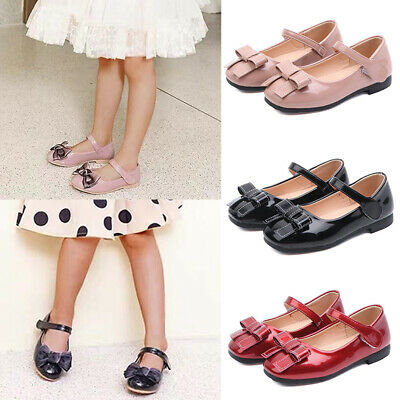 Kids Toddler Baby Girl Sandals Bowknot Party Princess Sandles Summer Dress Shoes