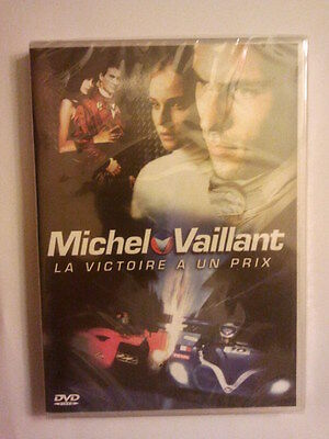 Michel Vaillant / Dvd Neuf Sous Blister
