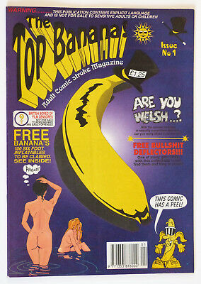 The Top Banana Magazine: Issue 1