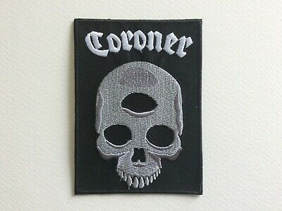 M015 Patch Ecusson Coroner 7,5*10 Cm