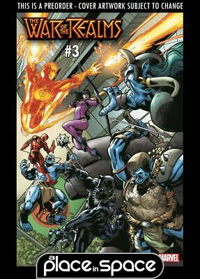 (Wk18) War Of The Realms #3C - International Variant - Preorder 1St May