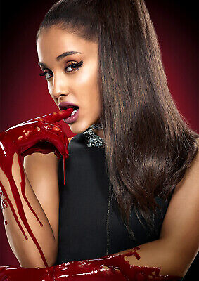 Ariana Grande Poster NEW 2019 Thank U Next Music Star FREE P+P, CHOOSE YOUR SIZE