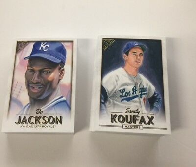 2018 Topps Gallery Singles You Pick