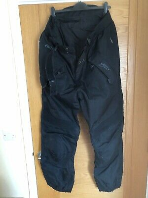 Weise SType Armoured Motorcycle Trousers