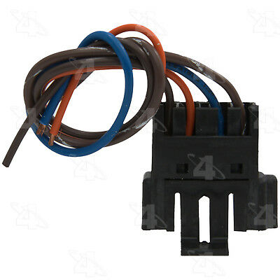 HVAC Blower Switch Connector 4 Seasons 37217