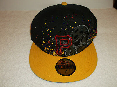 competitive price 8dc35 85526 Pittsburgh Pirates MLB Paint Splash New Era 59Fifty Fitted Cap Hat 7