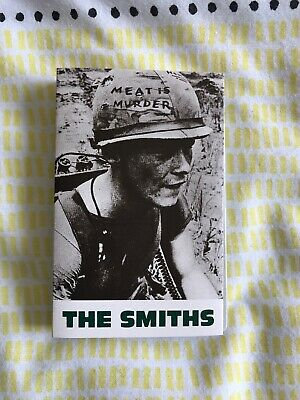 The Smiths - Meat Is Murder - Cassette