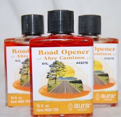 SPELL BREAKER OIL (1) 4DRMs, Protection, Remove Hexes, Curses