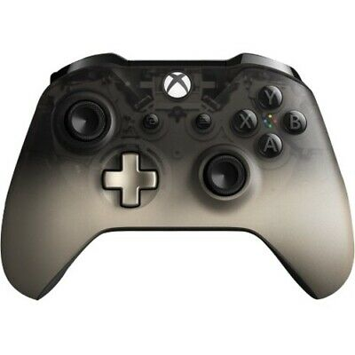 Microsoft WL3-00100 Xbox One Wireless Bluetooth Controller Special Phantom Black