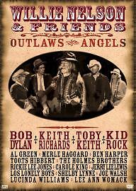 WILLIE NELSON & FRIENDS - Outlaws And Angels (country music DVD) 2006  Region 0