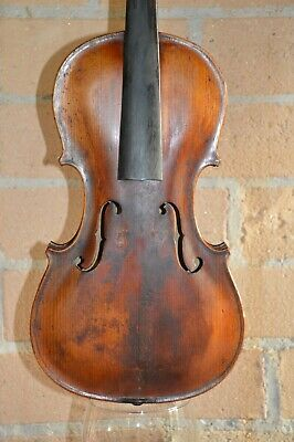 Old Violin, Italian label Hannibal FAGNOLA, needs new home