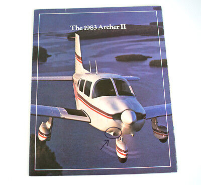 1983 Archer II brochure