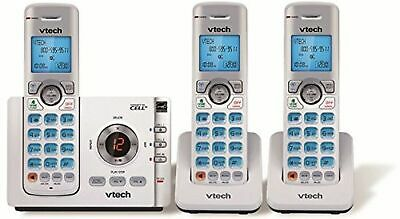 Vtech Cordless Phone w/ 3 Handset and Answering System, Caller ID, Call Waiting