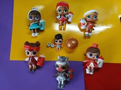 Lol Surprise Doll Lot!!! All new never played with!