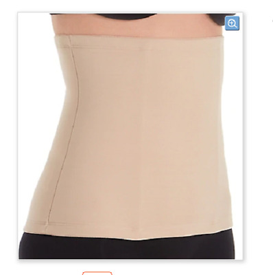 5a0025d7236 NWT TC Fine Intimates Girl Power Waist Cincher 4756 Nude 2XL With Stays  Step In