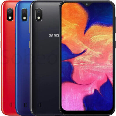 Samsung Galaxy A10 SM-A105F/DS 32GB Dual Sim (FACTORY UNLOCKED) 6.2""