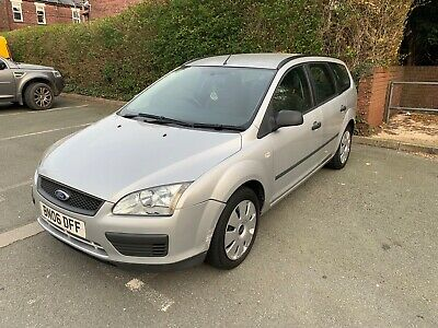 Ford Focus 1.8 TDCi LX 5dr Estate 2006