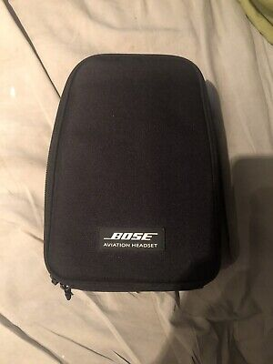 Bose A20 Aviation Headset - Twin Plug with Bluetooth - Lovely Condition