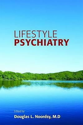 Lifestyle Psychiatry Paperback Book Free Shipping!