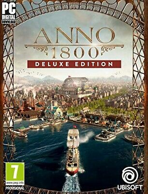 Anno 1800 Deluxe Edition PC Uplay Key