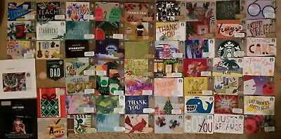 65 STARBUCKS CARD lot LADY GAGA city San Diego OC LA MARKER Line R Star diamond
