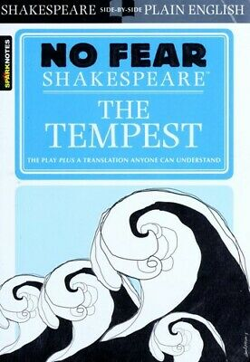 The Tempest by John Crowther; SparkNotes Staff; William Shakespeare