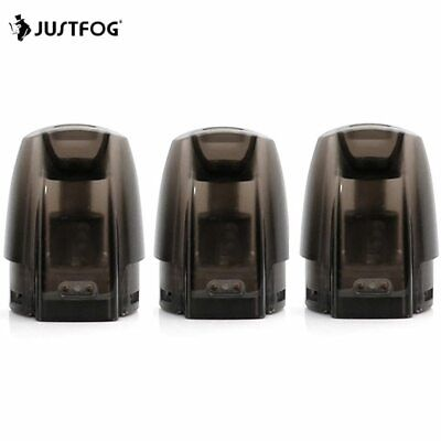 Original JUSTFOG Minifit Pod 3 Units for JUSTFOG minifit Starter Kit Electronic