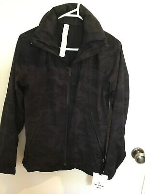 Lululemon Here To Move Jacket, Can Size 6, Aus Size 10, BNWT