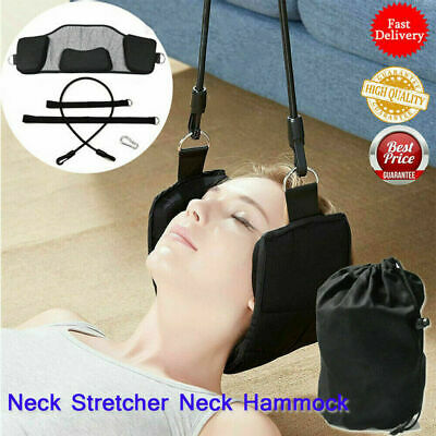 Relaxed Cervical Traction Belt Neck Hammock for Head Neck Shoulder Pain Relief