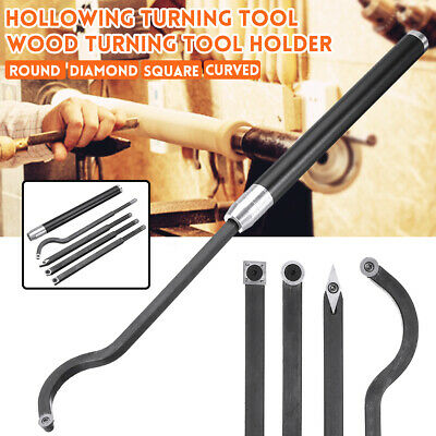 Hollowing Wood Turning Tool Holder Rotary Chisel