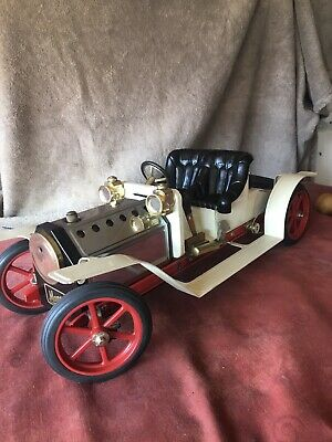 Mamod Steam Roadster/Car - Vintage – Boxed and in very good condition