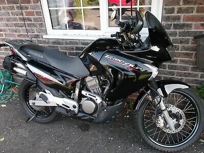 Honda Transalp 650 Xl V-6 2006 One Owner Low Miles Fsh