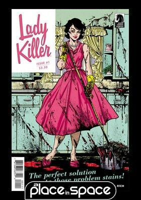 Lady Killer Vol 01 - Softcover