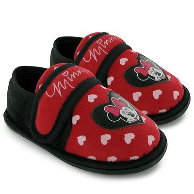 Disney Minnie Mouse: Gorgeous Slippers,C7,C9,New With Tags