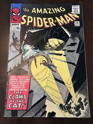 The Amazing Spider-man #30 Silver Age Marvel Comics