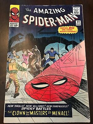 The Amazing Spider-man #22 Silver Age Marvel Comics