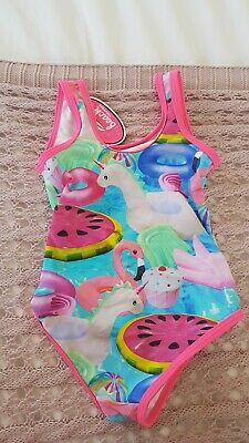 Bluezoo At Debenhams Swimsuit Swimming Costume Age 18-24 Months