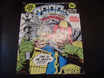THE BEST OF 2000AD #No.14