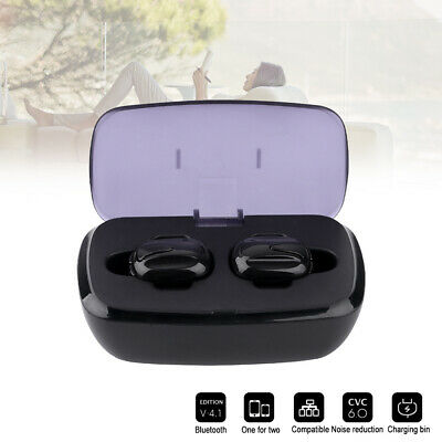 TWS K8 Wireless Bluetooth Earphone Earbuds for Apple Airpods iPhone IOS Android