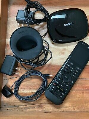 Logitech Harmony Elite 915-000256 Universal Home Remote In Excellent Condition!