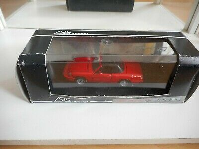 ARS Alfa Romeo Spider in Red on 1:43 in Box