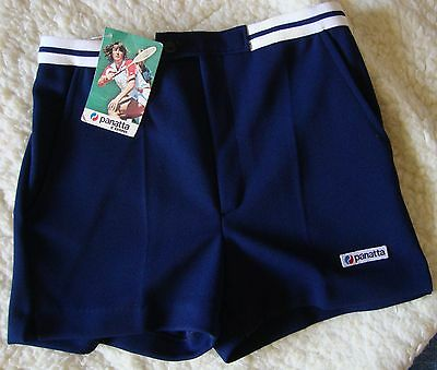 SHORTS TENNIS vintage 80's  PANATTA  tg.50-L circa  Made in Italy NEW!  RARE