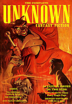 The Complete Unknown Magazine - 3 Dvd Set