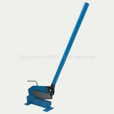 325362 Heavy Duty 200mm Manual Plate Flat Metal Steel Sheet Cutting Cutter Shear