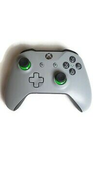 Microsoft Xbox One Wireless Controller (Gray/Green)