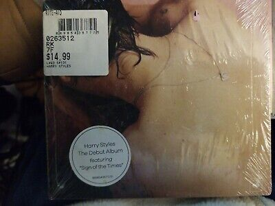 Harry Styles [Digipak] by Harry Styles (CD, May-2017, Columbia (USA))