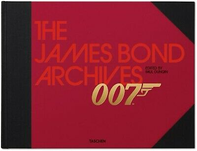 The James Bond Archives by Duncan, Paul -Hcover