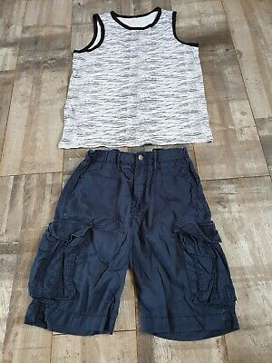 Boys Summer Clothes Age 11-12 years by H&M