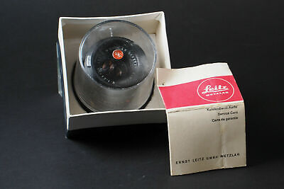 Leitz Leicaflex 11201 Elmarit - R 35mm f/2.8 with original box 2-cam leica