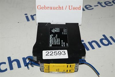 Schmersal Aes 1135-2185 Safety Relais 1195947 Relay